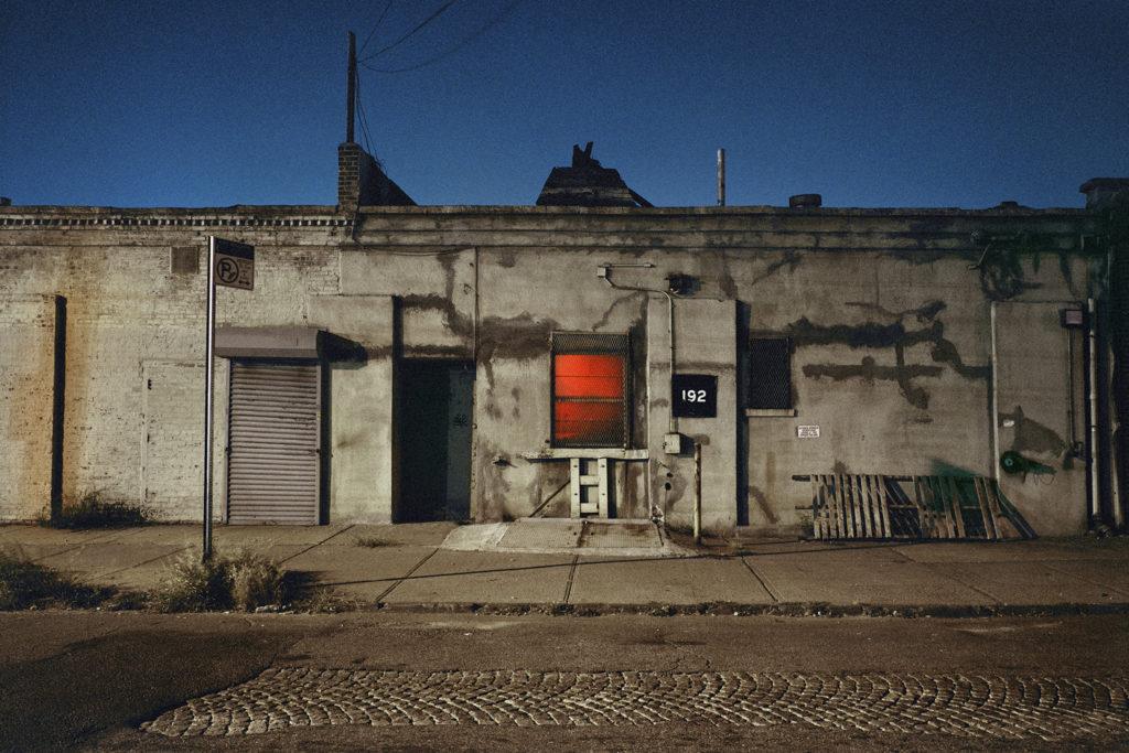 Van Dyke Street - Brooklyn, New York