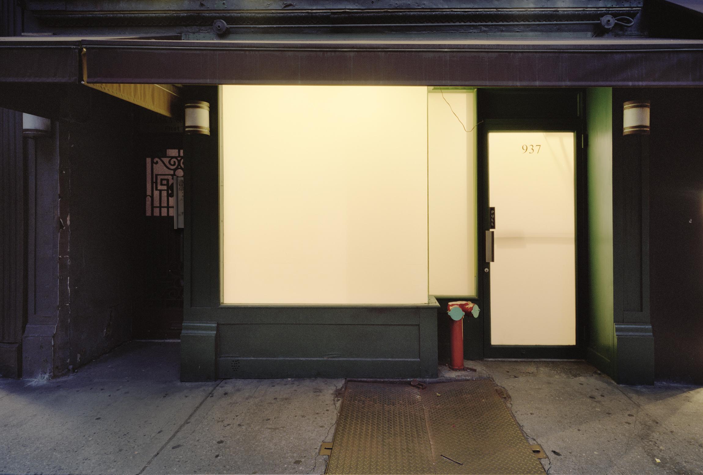 Lighted Windows - New York, New York