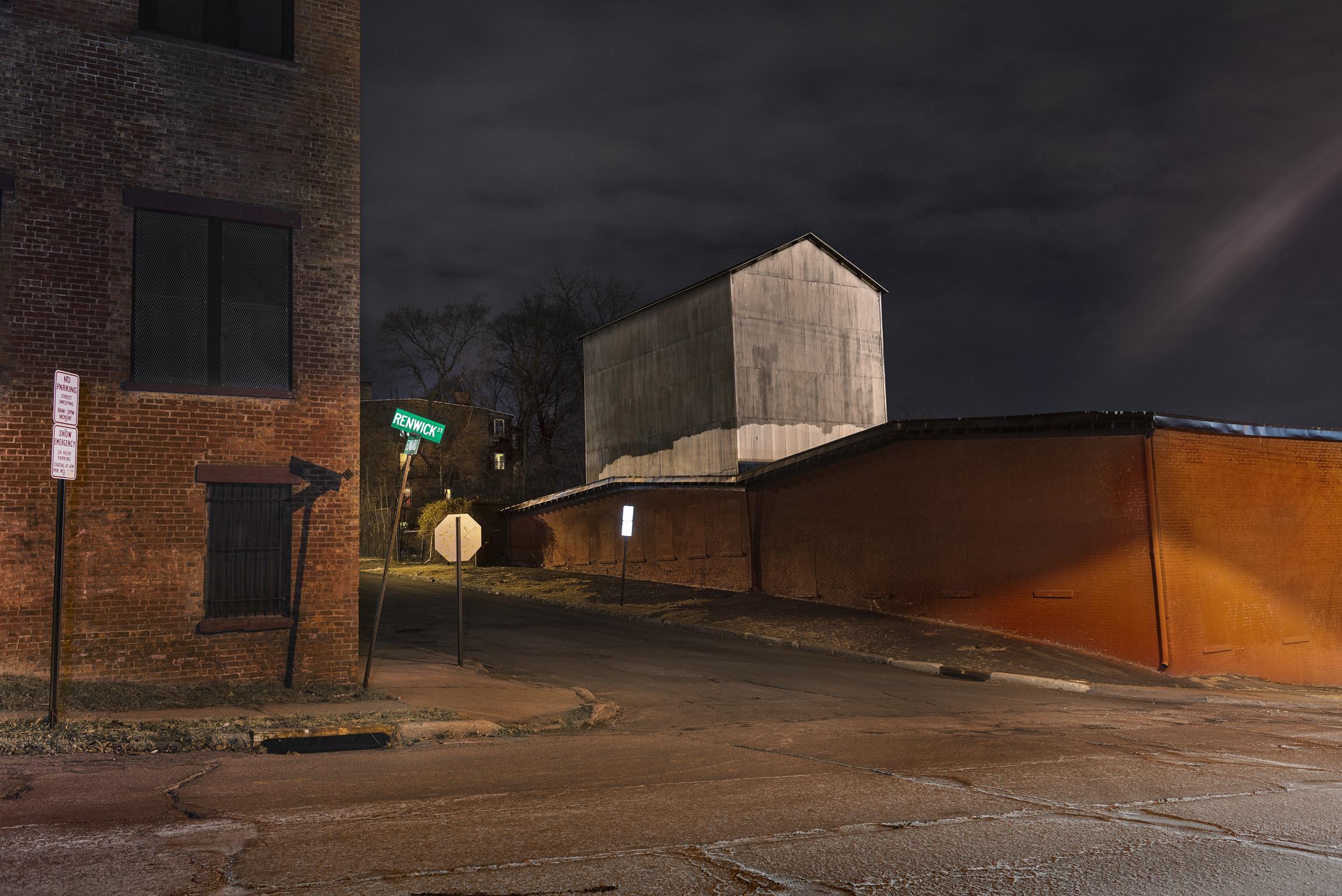 Warehouse - Newburgh, New York