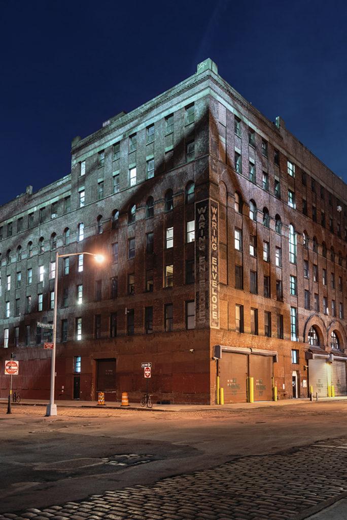Waring Envelope Warehouse - Brooklyn, New York