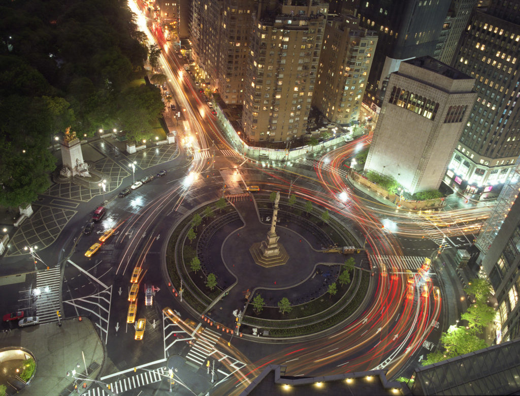 Columbus Circle - New York, New York