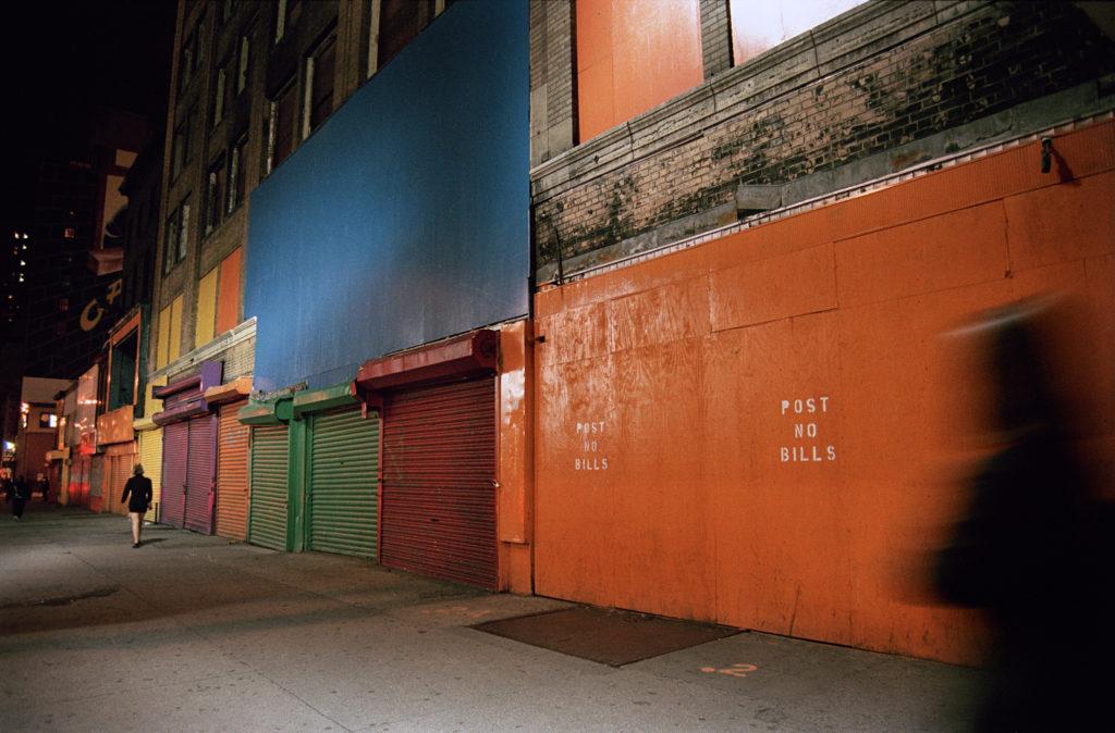 Post No Bills - New York, New York