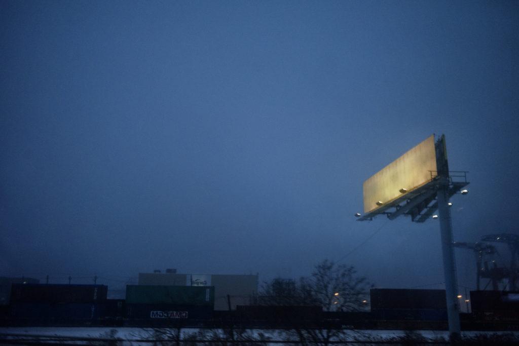 Billboard, I-95, Baltimore, MD