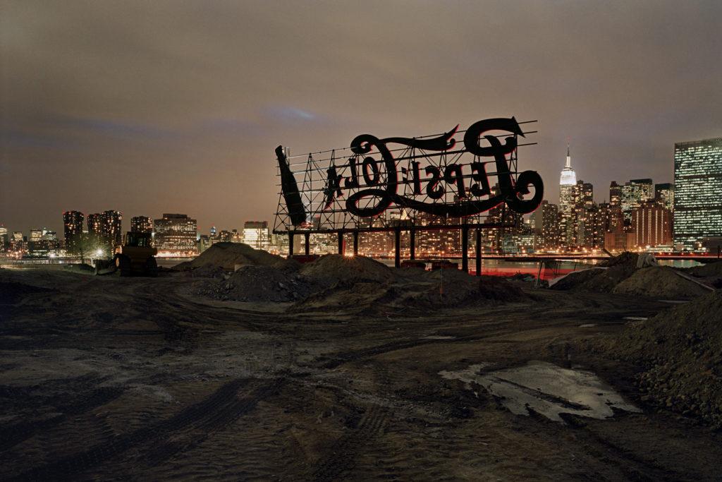 Pepsi-Cola Sign - Long Island City, New York