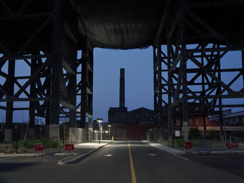 Basin Street - Brooklyn, New York