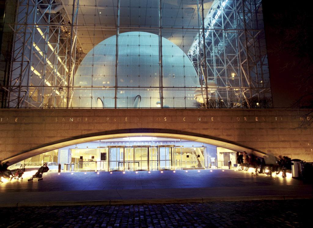Rose Center- New York, New York