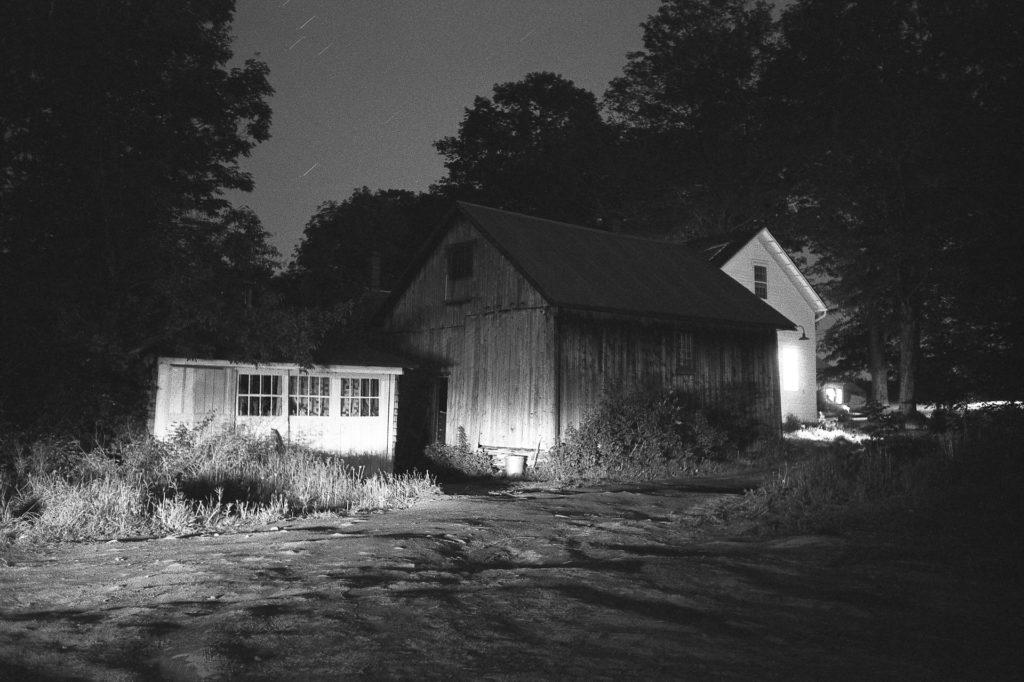 Driveway - Cummington, Massachusetts