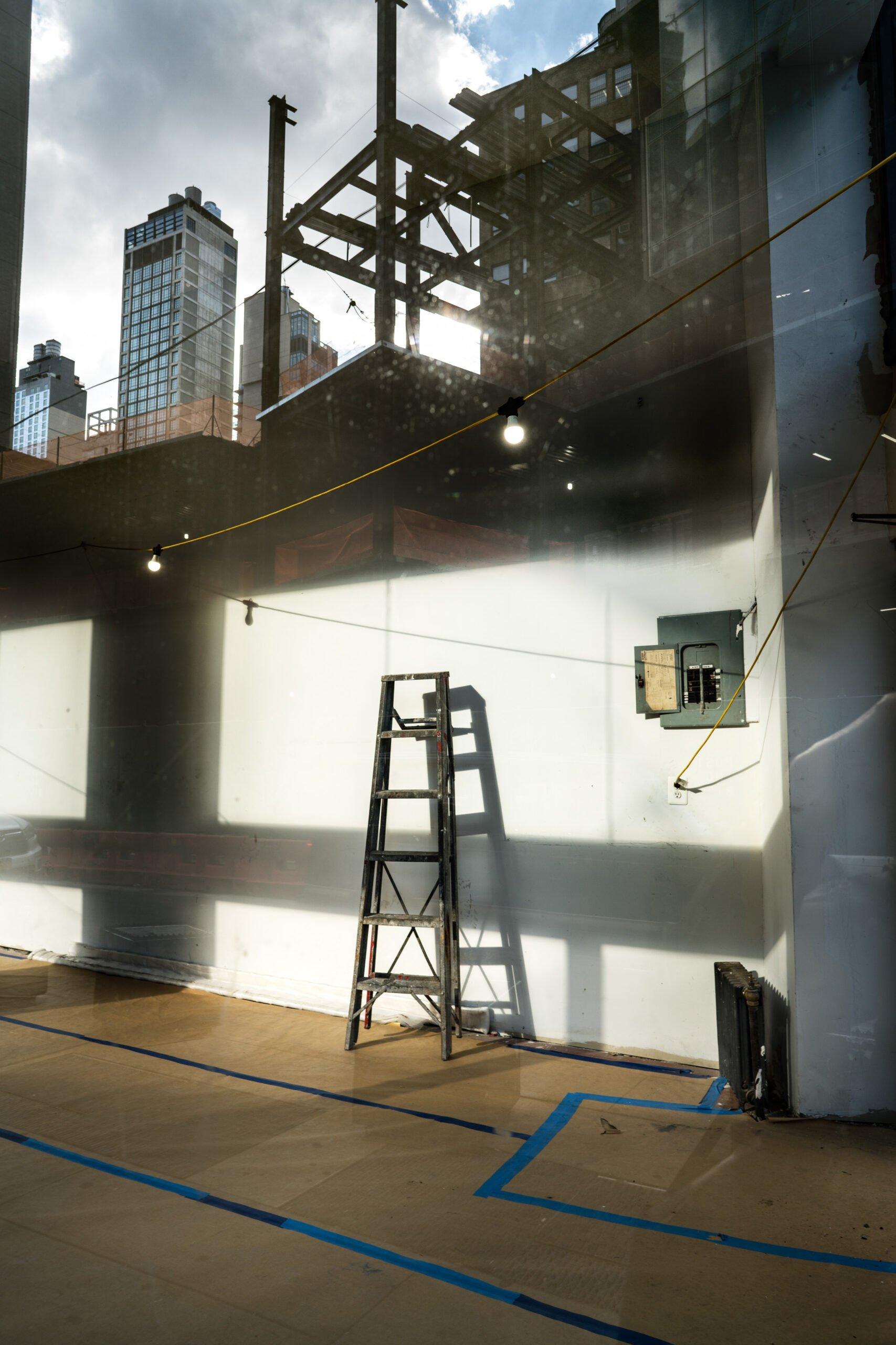 Reflection, West 29th Street – New York, NY