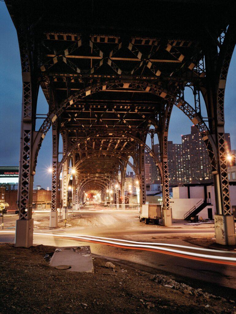 Under the Viaduct – New York, NY